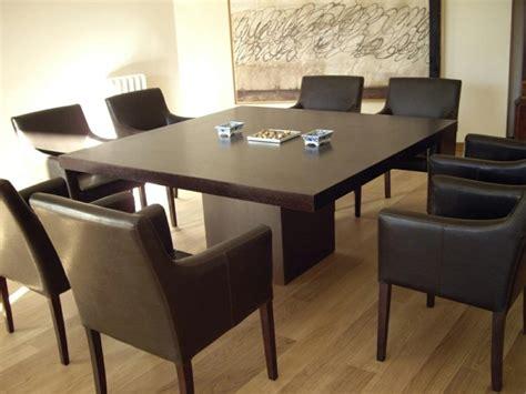 mesas comedor ideas de madera elegancia  estabilidad
