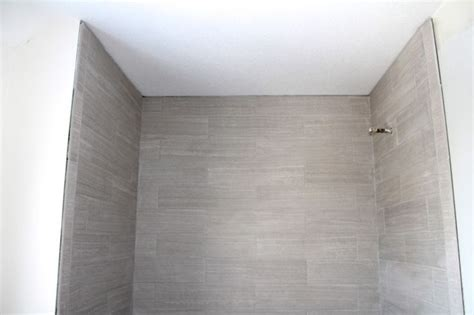 My tile! Basement Reno Pinterest Remodel bathroom