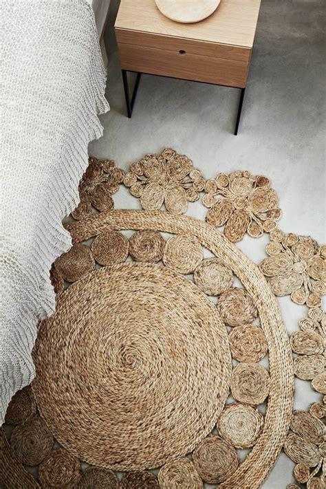 bettvorleger modern moderne teppiche verleihen dem au 223 enbereich einen coolen look