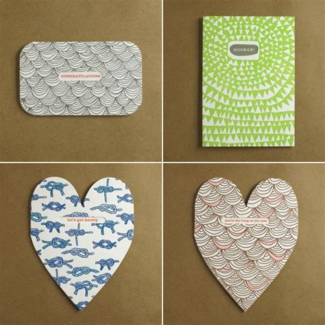 Wedding Stationery Store by Cool Patterned Stationery From Eggpress Stationery