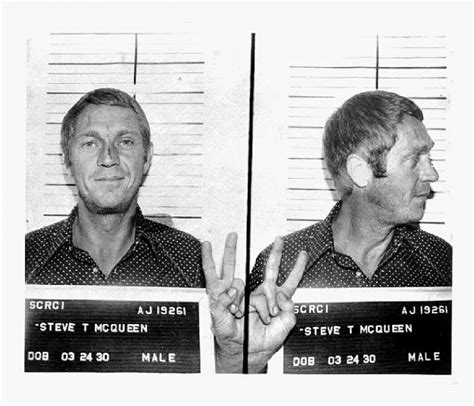 Hawaiian Style Homes by Steve Mcqueen Mug Shot The Smoking Gun