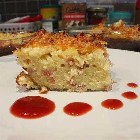 Pasta Panggang the hungry foodtech baked schotel macaroni makaroni panggang