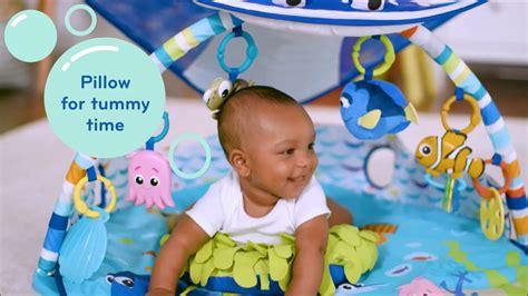 disney baby mr ray ocean and lights gym smyths toys disney baby finding nemo mr ray ocean and