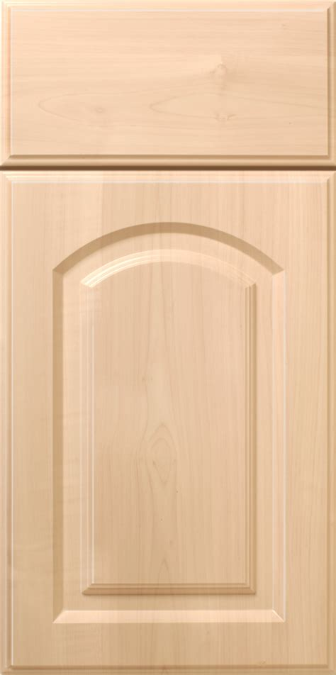 Arched Top MDF Cabinet Door   WalzCraft