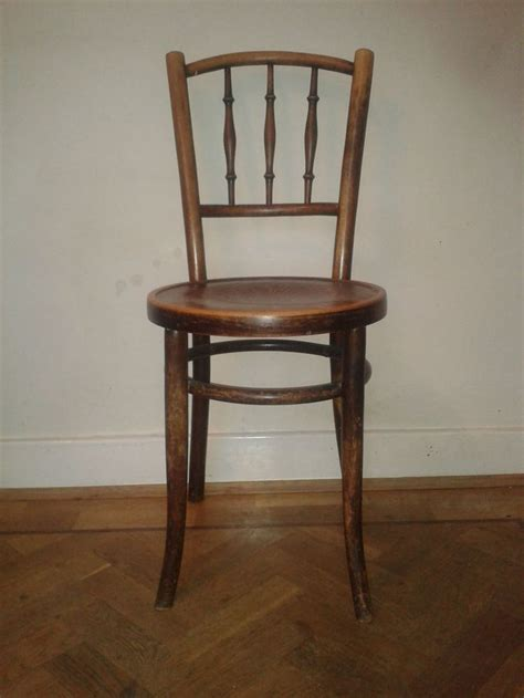 Antique Vintage Khon,Thonet, Fischel Bentwood Chair Made