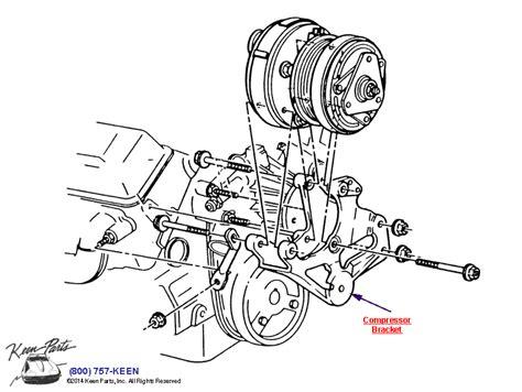 1980corvette a c compressor wiring diagram 42 wiring