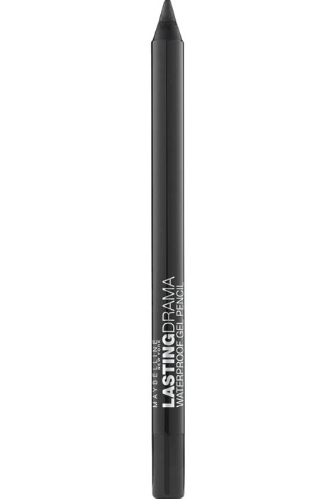best waterproof eyeliner eyestudio lasting drama gel pencil eyeliner maybelline