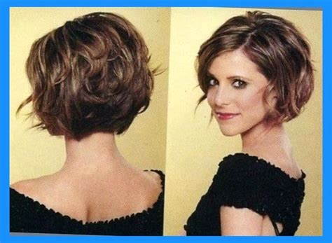chin length hairstyles for thick hair 2015 12 feminine short hairstyles for wavy hair easy everyday