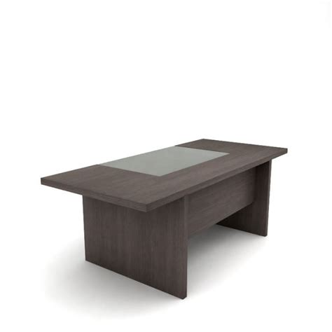 minimalist office desk minimalist wood office desk 3d model cgtrader com