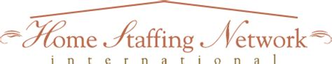 home staffing network household staffing