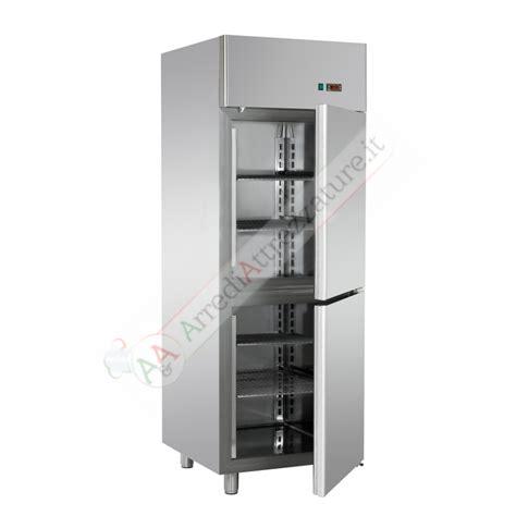 armadio frigo inox armadio frigorifero inox 600 lt 2 sportelli
