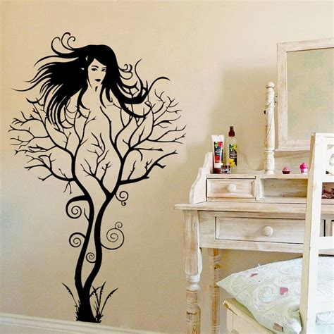 home decor wall murals creative tree removable wall sticker decal home