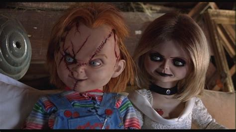 film chucky and tiffany seed of chucky quotes tiffany quotesgram