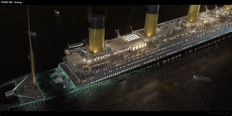 titanic film views 3d titanic incl southton lots of images encyclopedia