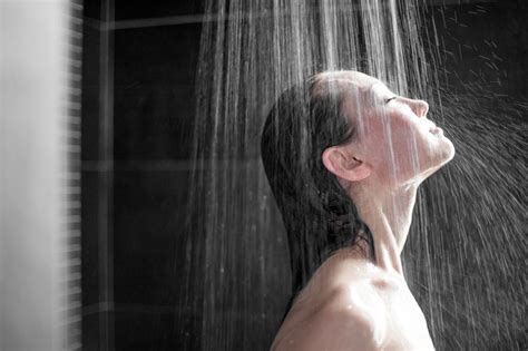 Taking Shower by How To Naturally Humidify Your Home Mnn Nature