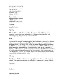 letter greetings it resume cover letter sle