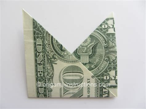 Easy Money Origami Butterfly - easy money origami buttefly folding how to