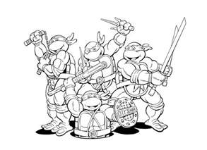 mutant turtle coloring pages turtle coloring pages free printable pictures