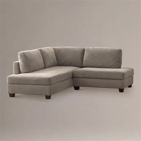 Wyatt Sectional Sofa by Stains Sectional Sofas And Legs On