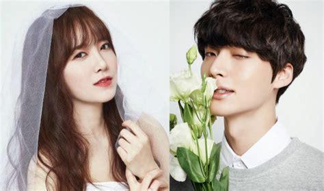 goo hye sun y su proyectos para este ao 2015 goo hye sun y ahn jae hyun confirman noticias de boda