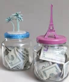 diy honeymoon fund savings jar something turquoise