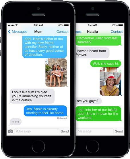 imessage in 50 shades of grey business insider