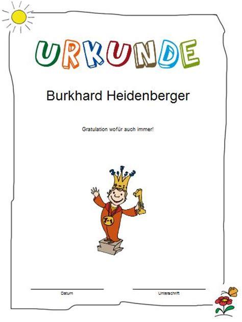 Word Vorlage Urkunde Sport Urkunden Wochenpl 228 Ne Namensschilder Mit Edugenerator Kein Problem Zeitbl 252 Ten