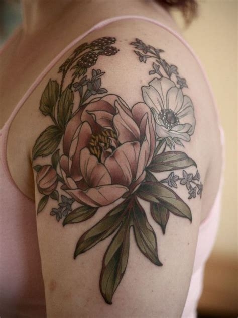 peonies tattoo 85 best peony designs meanings powerful