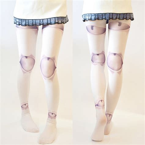 jointed doll tights harajuku puppet joint doll tights on