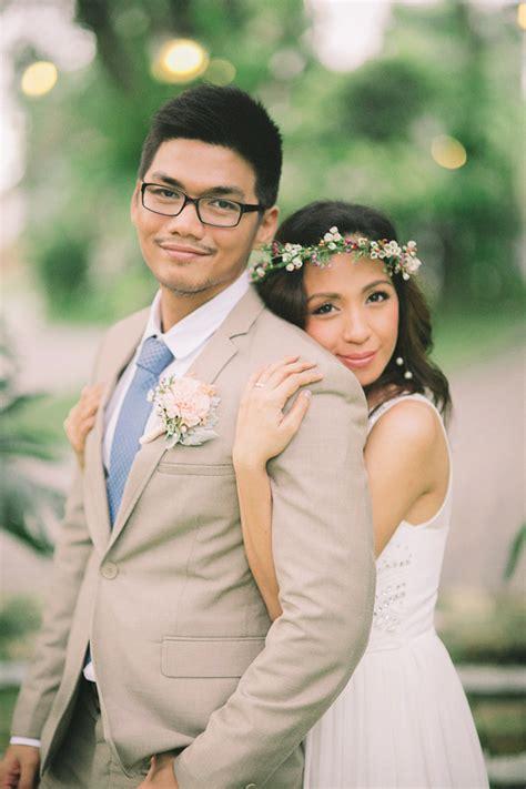 simple wedding ideas budget philippines sweet tagaytay garden philippines wedding