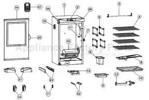 masterbuilt 20072612 bbq parts