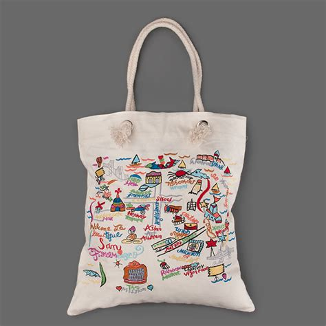 embroidery bag embroidered tote bags all fashion bags