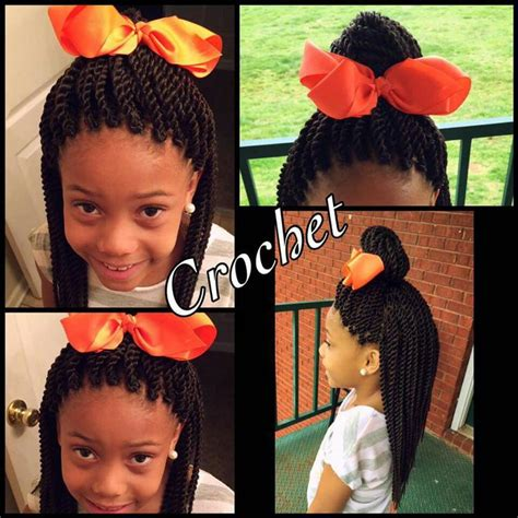 crochel hairstyles for black kids 1000 images about girls braids on pinterest kinky
