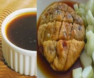 cara membuat empek empek yg empuk resep saus pempek atau empek empek palembang original