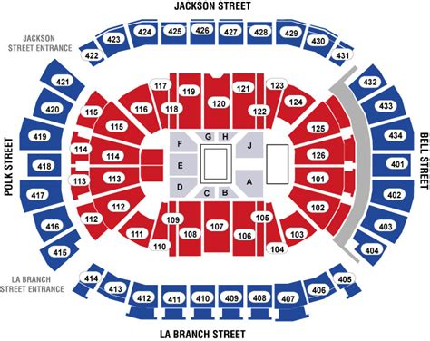 best seats at toyota center tickets toyota center tx