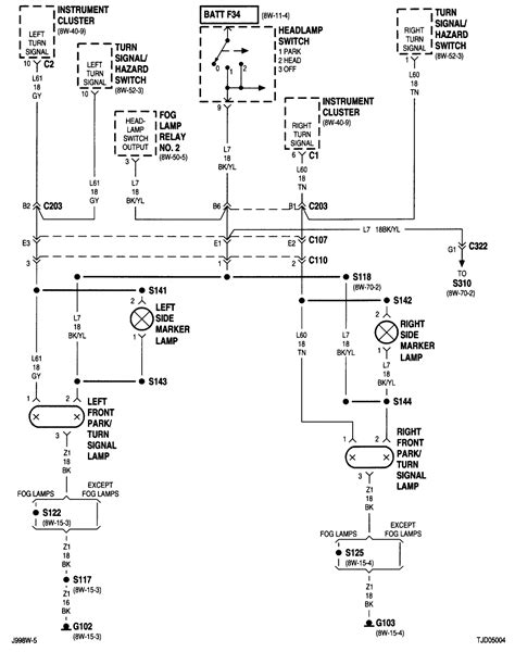 jeep wiring diagram 2005 jeep wrangler fog light wiring diagram efcaviation