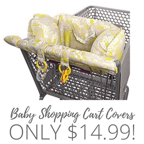 Baby Cart Cover 1 Baby Shopping Cart Cover Only 14 99 Reg 40
