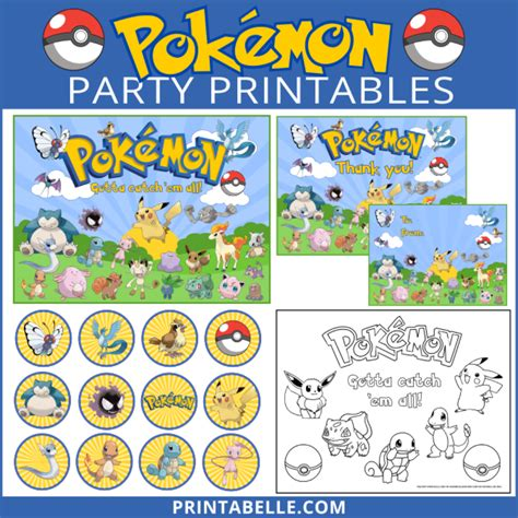 printable christmas gift certificates pokemon go search pokemon party printables party printables games