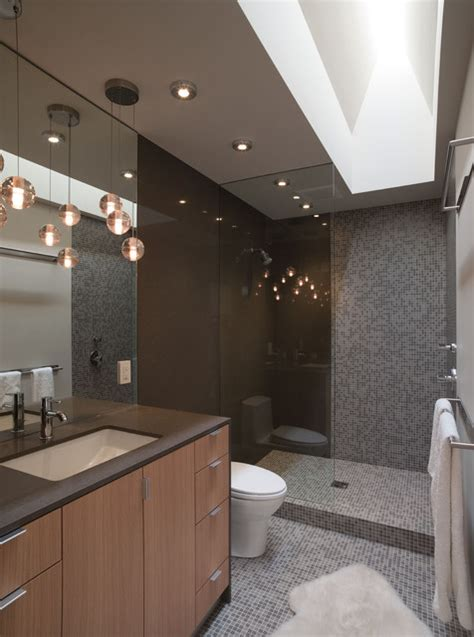 easy clean bathroom design ba 241 os modernos dise 241 os de ba 241 os funcionales para la
