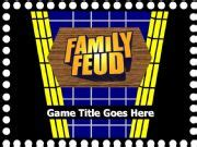 Esl English Powerpoints Family Fortune Family Feud Ppt Game Family Fortunes Powerpoint
