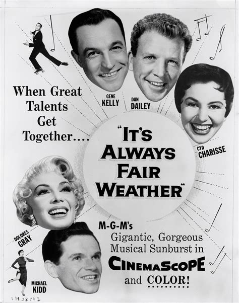 film it always fair weather it s always fair weather movie trailer reviews and more