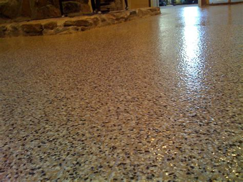 vinyl chip epoxy floor epoxy garage floor epoxy coating decorative concrete of virginia va