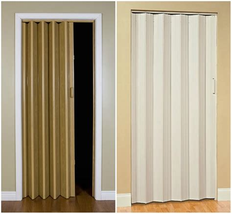 Accordion Bathroom Door custom accordion doors home interior design kitchen and
