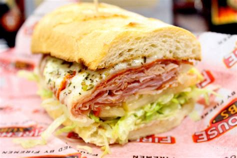 fire house subs firehouse subs sandwiches