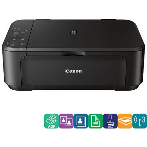 Printer Canon Wireless canon pixma mg3222 wireless inkjet photo all in one