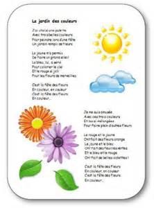 quot le jardin des couleurs quot chanson pour apprendre les