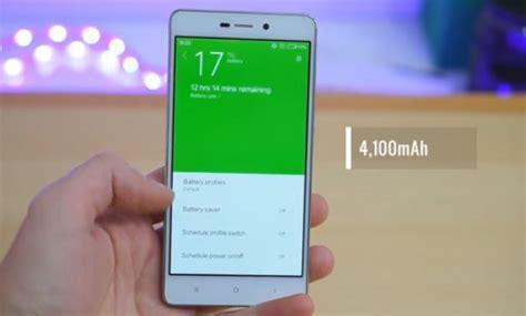 Baterai Redmi 3 Seberapa Kuat Baterai Xiaomi Redmi 3 Telset