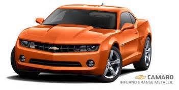 chevrolet announces pricing for the 2010 camaro cartype