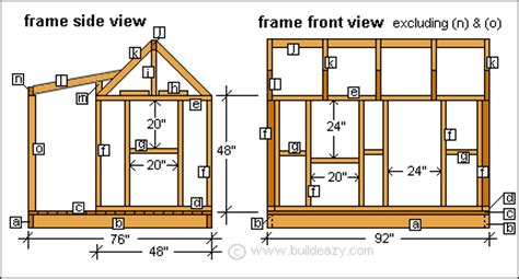 wendy house floor plans free wendy house plans standard version