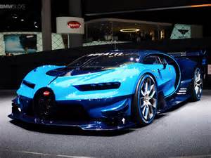 Bugatti Veyron Gt This Is The Bugatti Vision Gran Turismo With 250mph Top Speed